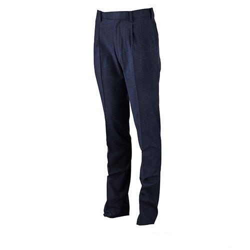マンシングウェア ゴルフ Munsingwear ゴルフ メンズウェア パンツ秋冬モデル ワンタックパンツ 30%OFF ネイビー 79cm SG8281