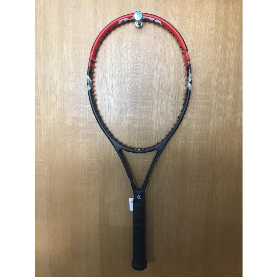 中古テニスラケット Volkl V-SENSE 8 300G(フォルクル Vセンス8 300G) グリップ2