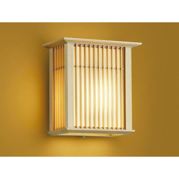 コイズミ照明 LED防雨ブラケットライト 玄関灯 和風 屋外 2700K電球色