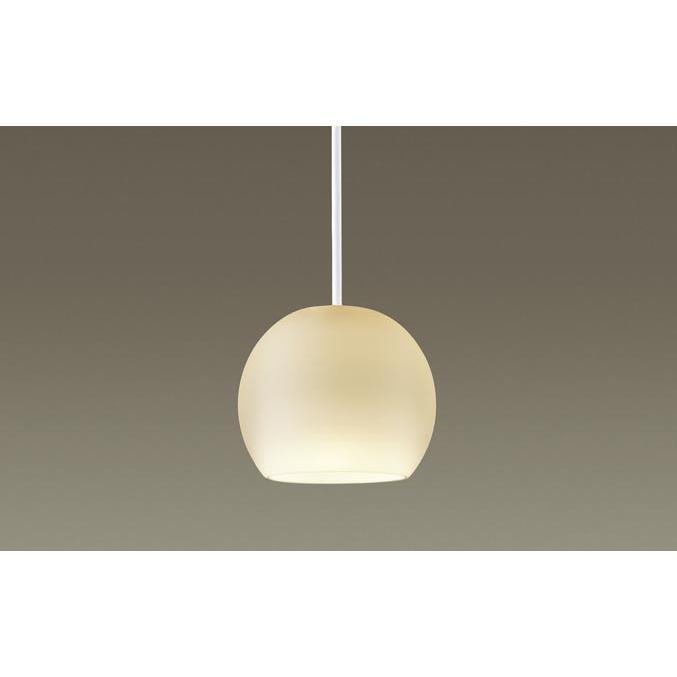 LEDペンダントライト 配線ダクトライティングレール対応 電球色 LED内蔵 パナソニック
