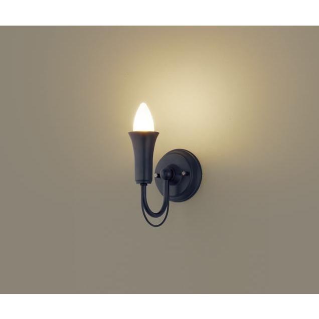壁直付型 電球色LED ブラケット ランプ付き パナソニック