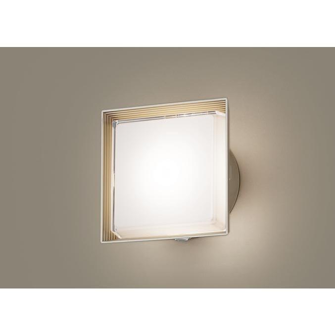 壁直付型 電球色LED ポーチライト 拡散タイプ 密閉型 防雨型 FreePaお出迎え フラッシュ 明るさセンサ付 40形 パナソニック