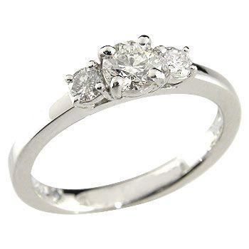 注目のブランド 婚約指輪 安い エンゲージリング プラチナ ダイヤモンド 鑑定書付き 婚約指輪 リング 0.46ct 結婚指輪 一粒 大粒 SI ダイヤ ストレート 2.3 宝石 送料無料, 岬町 8247a344