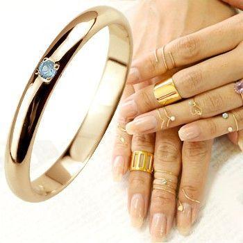 品質満点! メンズリング ファランジリング 指輪 ブルートパーズ ミディリング 関節リング ピンクゴールドk18 指輪 11月誕生石 ピンキーリング 甲丸リング メンズリング 11月誕生石 18金 ストレート 2.3, マキムラ:6e6de884 --- airmodconsu.dominiotemporario.com