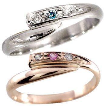 【ふるさと割】 結婚指輪 安い 甲丸 ペアリング 結婚指輪 ダイヤモンド ピンクサファイア プラチナ ピンクゴールドk18 結婚式 18金 ダイヤ ストレート カップル 送料無料, イナバ_物置専門_上越スチール販売 5828495d