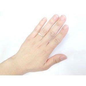 ペアリング 2本セット 結婚指輪 プラチナ 安い ダイヤ pt900 ダイヤモンド ハート ペア 指輪 リング マリッジリング シンプル メンズ レディース 送料無料 atrus 02