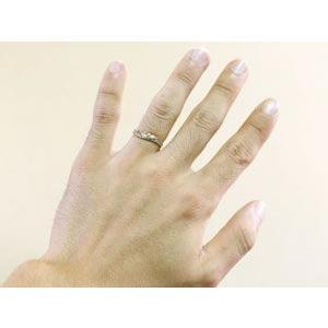 結婚指輪 プラチナ 安い ペアリング 2本セット ハワイアンジュエリー ハート ミル打ち メンズ レディース シンプル 人気 プレゼント 女性 男性 送料無料|atrus|05