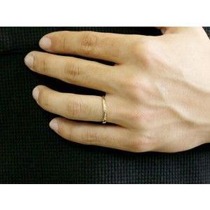 ペアリング プラチナ ダイヤモンド 結婚指輪 マリッジリング シンプル つや消し pt900 ダイヤ ストレート スイートペアリィー カップル 送料無料|atrus|05