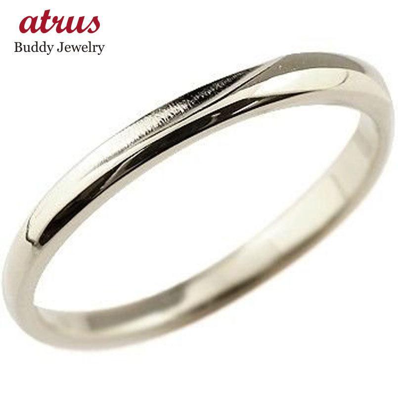 【同梱不可】 ピンキーリング 指輪 ホワイトゴールドk18 リング 地金リング 18金 つや消し シンプル 宝石なし レディース ストレート 送料無料, マカベマチ b0f992cb