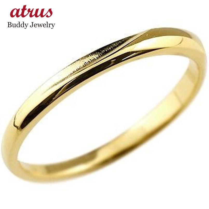 安い割引 ピンキーリング 指輪 イエローゴールドk18 リング 地金リング 18金 つや消し シンプル 宝石なし レディース ストレート 送料無料, 本店は 45ce79cf
