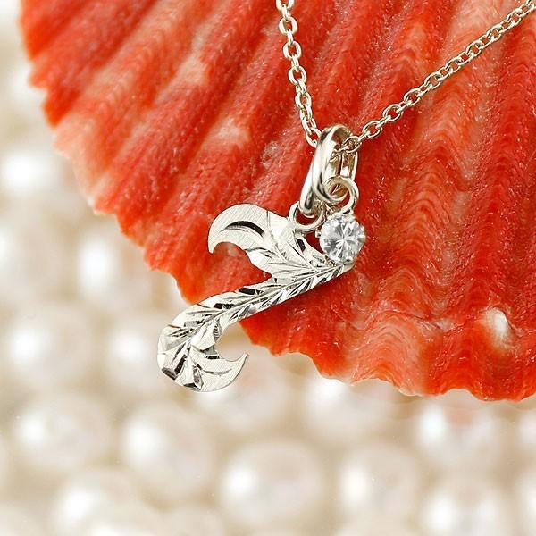 【国内正規品】 ハワイアンジュエリー ネックレス メンズ 数字 7 ダイヤモンド ネックレス ペンダント ホワイトゴールドk10 ナンバー チェーン 人気 4月誕生石 10金, MIYABI公式オンラインショップ b0e7d5a8