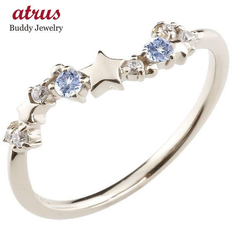 好評 星 スター シルバーリング タンザナイト ダイヤモンド ピンキーリング 指輪 華奢リング 重ね付け sv レディース 12月誕生石 宝石 送料無料, 天草町 aba728e8