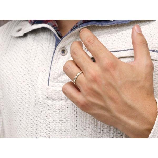結婚指輪 プラチナ 安い ペアリング ダイヤモンド マリッジリング リング pt900 アンティーク 結婚式 ダイヤ ストレートダイヤリング 送料無料|atrus|03