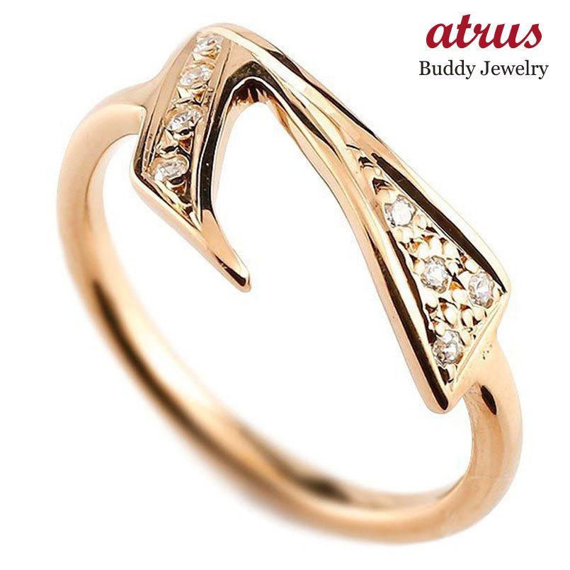 今年も話題の メンズ ピンキーリング ダイヤモンド ナンバー7 ダイヤモンド ピンクゴールドk10 10金 リング 指輪 指輪 送料無料 数字 ストレート 男性 送料無料, 金庫専科:412a69dc --- bit4mation.de