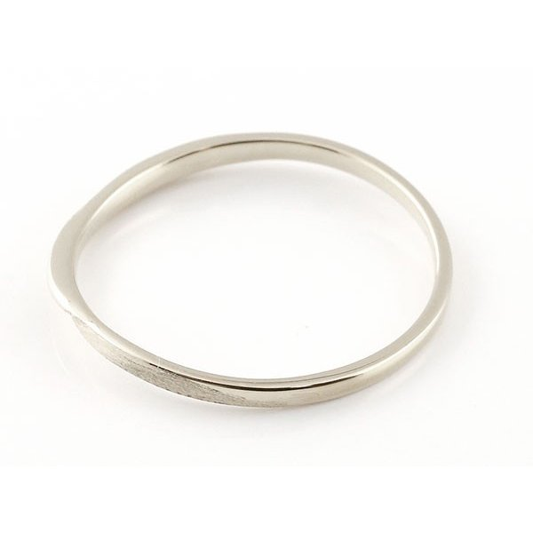 結婚指輪 安い スイートペアリィー インフィニティ ペアリング マリッジリング ダイヤモンド イエローゴールドk18 プラチナ900 S字 つや消し 18金 最短納期|atrus|02
