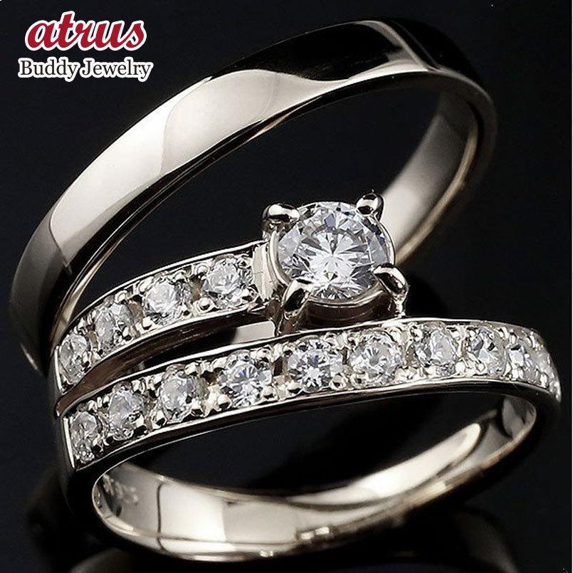 超激安 プラチナ キュービックジルコニア ペアリング 結婚指輪 エタニティ リング 結婚指輪 マリッジリング 一粒 リング 大粒 ペアリング リング 送料無料, アットキレイ:3fb4b3fa --- chizeng.com