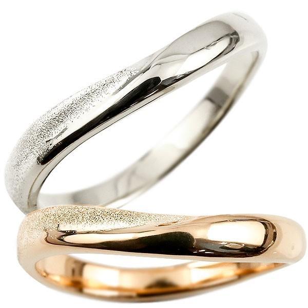 安いそれに目立つ ペアリング ホワイトゴールドk10 ピンクゴールドk10 結婚指輪 マリッジリング 結婚式 スターダスト仕上げ ダイヤポイント加工 マリッジリング 結婚式 10金 結婚指輪 地金 緩やかなV字 送料無料, 手作り家具工房橋本:62ea529f --- bit4mation.de