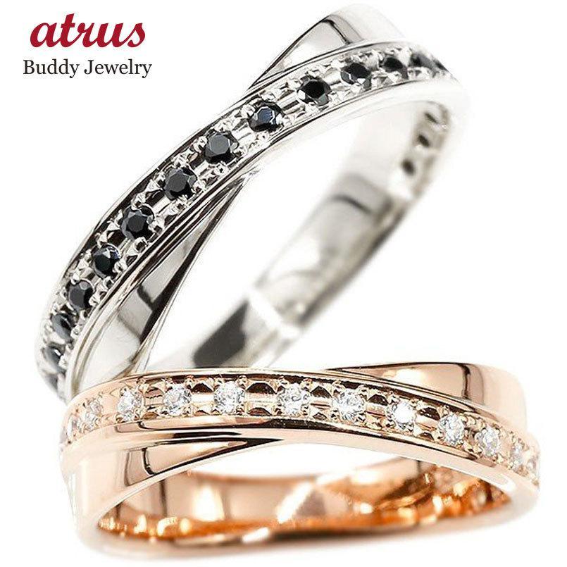 消費税無し 婚約指輪 ペアリング ホワイトゴールドk18 ピンクゴールドk18 ダイヤモンド ブラックダイヤモンド 18金 宝石 ダイヤ 結婚指輪 マリッジリング カップル 送料無料, 健康トレーニング 8bf7ff08