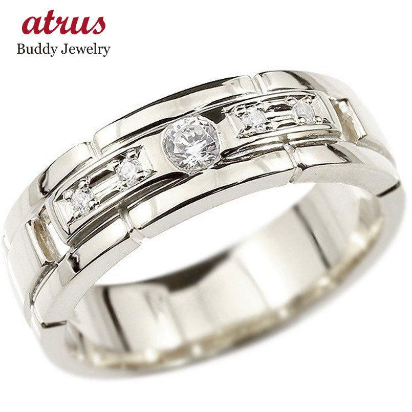 安価 メンズ プラチナリング キュービックジルコニア エンゲージリング 指輪 幅広 ピンキーリング pt900 宝石 男性用 ストレート 送料無料, シュウナンシ 67bee14e