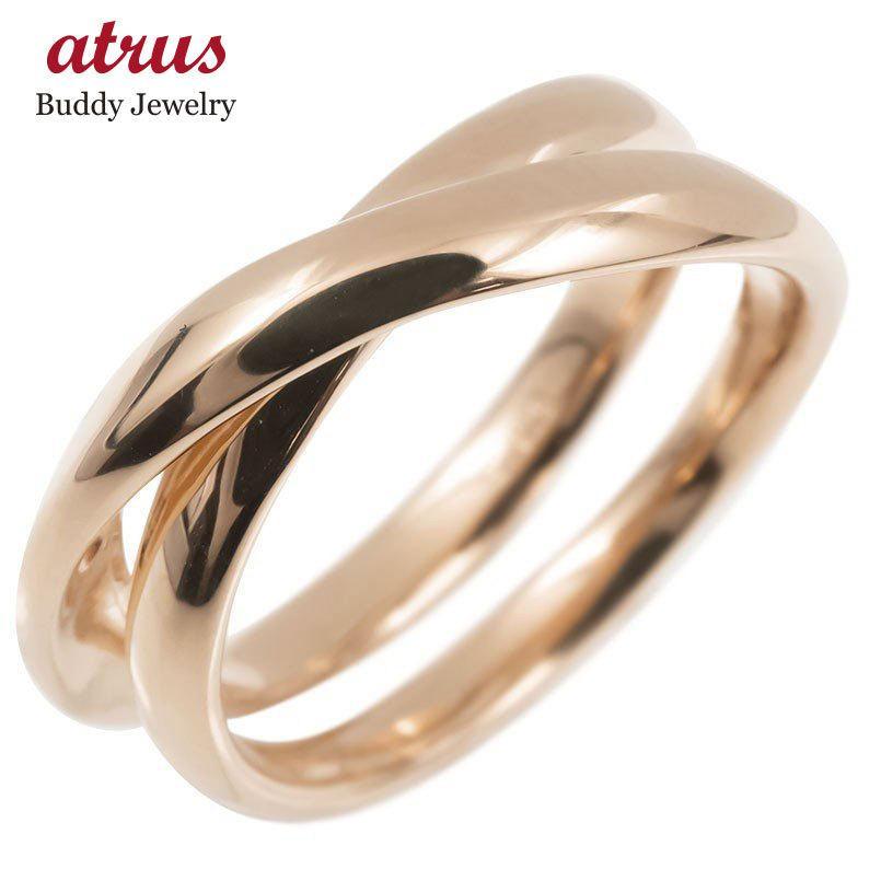 訳あり商品 18金 リング ゴールド リング リング レディース 指輪 18k 18金 ピンクゴールドk18 地金 フリースタイル 婚約指輪 安い シンプル ピンキーリング 地金 女性 送料無料, ハリマチョウ:fd0c35c2 --- airmodconsu.dominiotemporario.com
