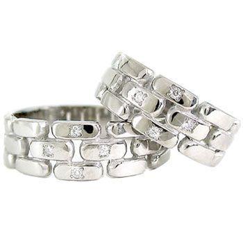 激安特価 ペアリング ダイヤ ダイヤモンド ホワイトゴールドk18結婚指輪 マリッジリング ハンドメイド 結婚式 18金 ストレート カップル プレゼント 女性 送料無料, ベニヤビューティー 59e196a4