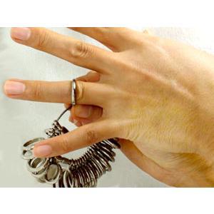 リングゲージ 指輪 指のサイズを測る 簡単で正確 あすつく|atrus|03