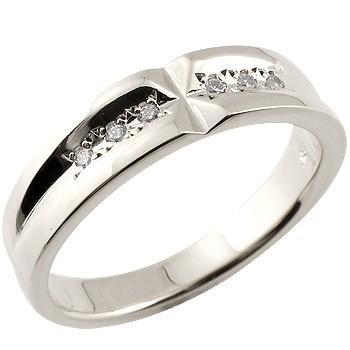 安い購入 指輪 レディース 18金 リング クロス ダイヤ ダイヤモンド ホワイトゴールドk18 クロス 18金 ダイヤモンド ダイヤ, 里山人:b9882546 --- airmodconsu.dominiotemporario.com