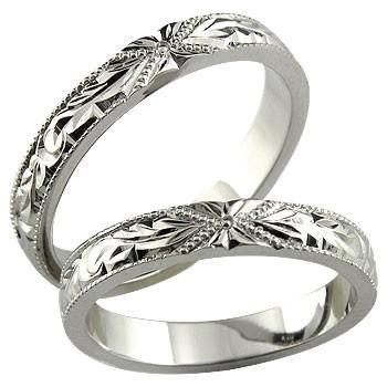 セットアップ 結婚指輪 レディース 指輪 ホワイトゴールドk18 18金, おみやげ菱屋 1cfcd969