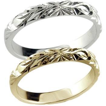 【 新品 】 結婚指輪 レディース 指輪 プラチナ イエローゴールドk18 k18 記念 18金, 東京ゴルフ 7d6bf1bb