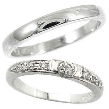 最新入荷 結婚指輪 レディース 指輪 ダイヤモンド ホワイトゴールドk18 18金 ダイヤ, カミノホムラ 58ee7f06