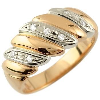 割引購入 指輪 レディース 指輪 レディース リング ダイヤ ダイヤモンド ピンクゴールドk18 18金 ダイヤモンド ダイヤ, LIFE COLLEZIONE:d1819ec5 --- airmodconsu.dominiotemporario.com