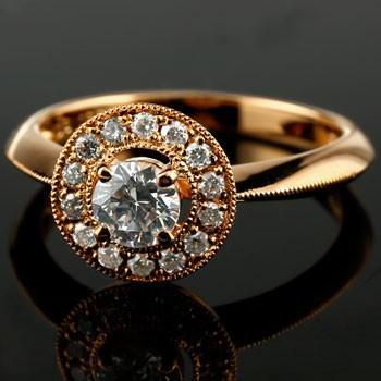 結婚祝い 指輪 レディース レディース リング 18金 ダイヤモンド ダイヤモンド ピンクゴールドk18 18金, シンシロシ:e258c9d9 --- airmodconsu.dominiotemporario.com