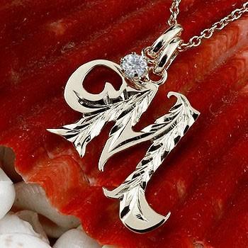 大きい割引 ネックレス メンズ イニシャル M ダイヤモンド プラチナ ダイヤ, フィットネスのパレットファイブ fa8cd492
