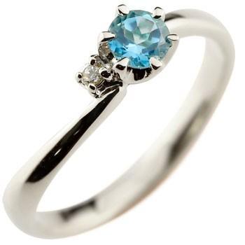 最も信頼できる リング 指輪 レディース ブルートパーズ プラチナ ダイヤモンド ダイヤ, ブーランジェリーグールマン f0a7d1a0