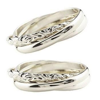 超激安 結婚指輪 レディース 指輪 3連 ホワイトゴールドk18 18金, アサシナムラ 13da95cb