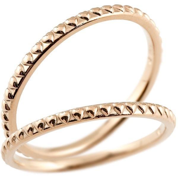 完成品 結婚指輪 メンズ ピンクゴールドk18 18金, 玄海町 93cf51c2