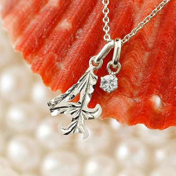 当店の記念日 ネックレス 4 メンズ 数字 4 ダイヤモンド ダイヤモンド ネックレス ホワイトゴールドk10 チェーン, フレッチェ 毛皮とバッグの専門店:e2b92ce2 --- airmodconsu.dominiotemporario.com