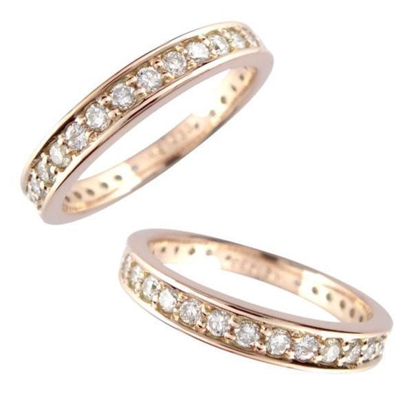 最愛 結婚指輪 レディース 指輪 ダイヤモンド ピンクゴールドk18 18金 ダイヤ, 清川村 99a3313f