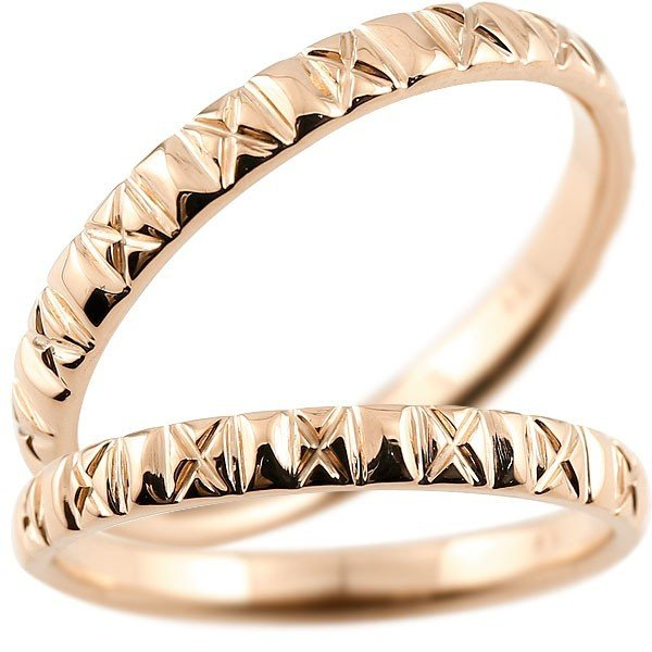 (訳ありセール 格安) 結婚指輪結婚指輪 メンズ ピンクゴールドk10, 安城市:00bf60fb --- bit4mation.de
