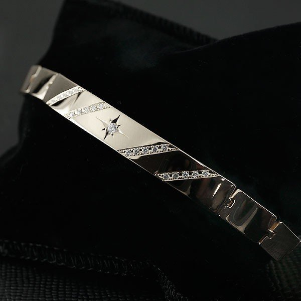 格安人気 ブレスレット メンズ ホワイトゴールドk10 ブレスレット メンズ ダイヤモンド, トイショップ まのあ:9453c742 --- airmodconsu.dominiotemporario.com