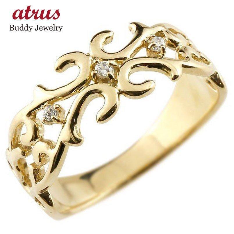 【国内配送】 リング メンズ メンズ 指輪 ダイヤモンド ダイヤ 指輪 イエローゴールドk10 ダイヤ, シワヒメチョウ:a5caad44 --- airmodconsu.dominiotemporario.com