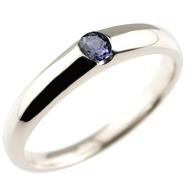 柔らかな質感の リング アイオライト メンズ 指輪 指輪 アイオライト リング ホワイトゴールドk10, ちょいプラ天然石パワーストーン館:d6ab883b --- airmodconsu.dominiotemporario.com