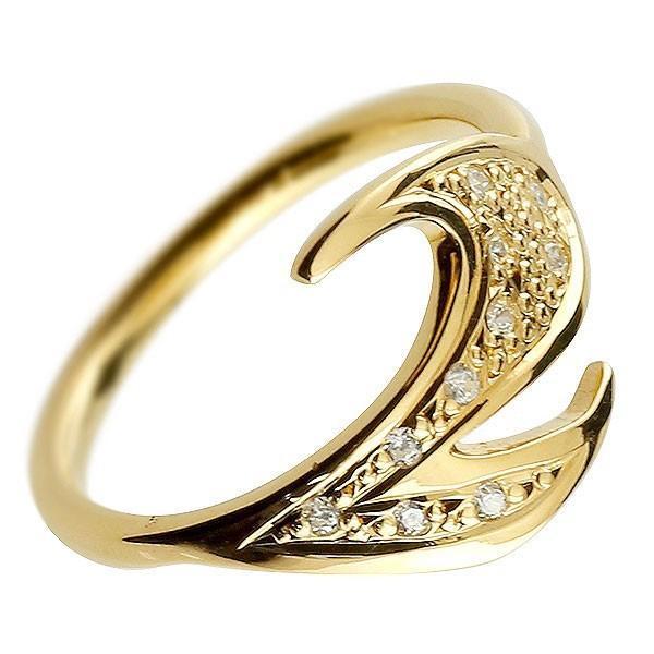 最も優遇の リング メンズ 指輪 ダイヤモンド 数字 ダイヤモンド 2 リング イエローゴールドk10 数字, アルファオメガ:3528d667 --- bit4mation.de