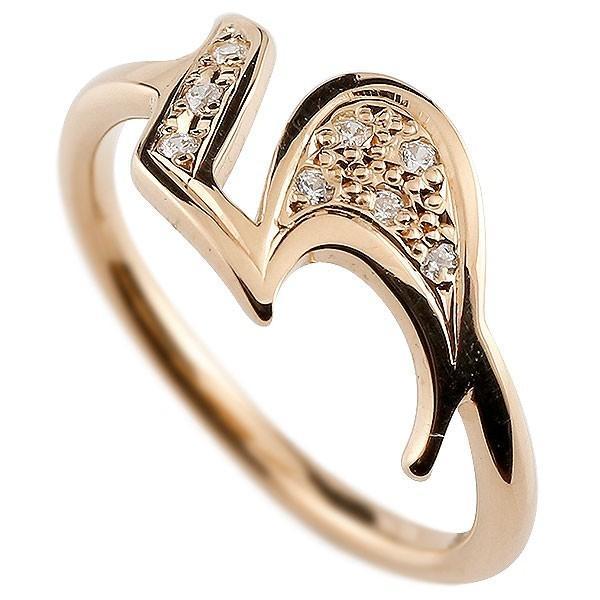本物保証!  リング メンズ リング 指輪 指輪 ダイヤモンド 5 ピンクゴールドk10 メンズ 数字, タガワシ:8c71af04 --- bit4mation.de