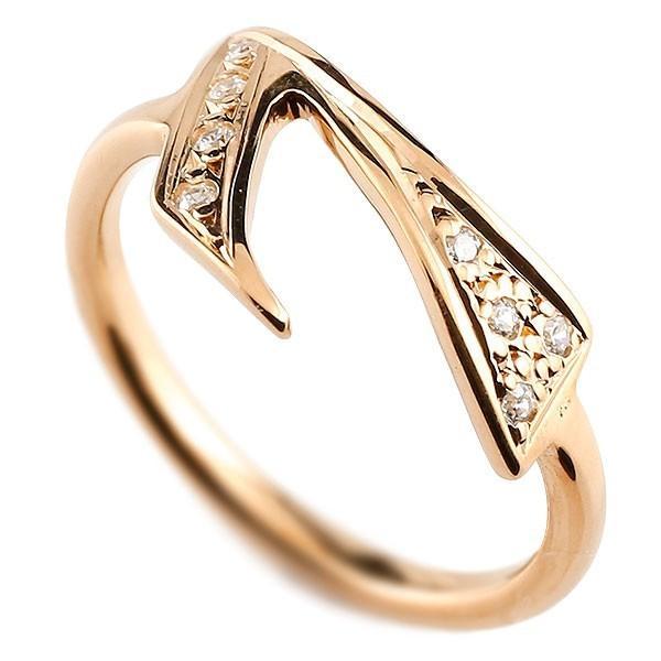 衝撃特価 リング メンズ 指輪 指輪 数字 7 キュービックジルコニア 7 ピンクゴールドk10 数字, カデンショップ:c4e743ed --- airmodconsu.dominiotemporario.com