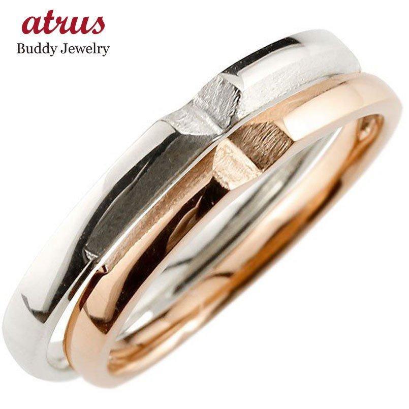今季ブランド 結婚指輪 メンズ メンズ クロス クロス ピンクゴールドk18 ホワイトゴールドk18 18金, 中郷村:0559e94d --- airmodconsu.dominiotemporario.com
