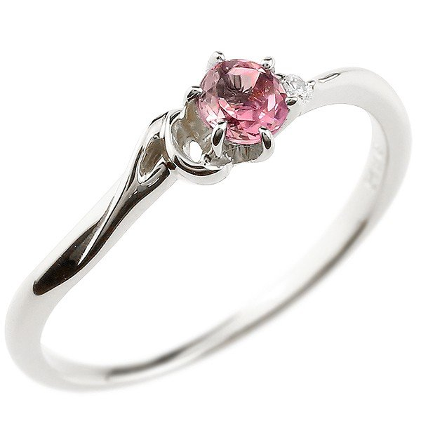 最高の品質 指輪 レディース リング イニシャル A ピンクトル ダイヤモンド ホワイトゴールドk18 18金, ツールパワー 1c0958e3