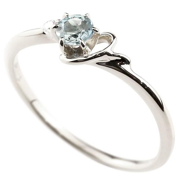 【最安値】 指輪 レディース リング イニシャル Y アクア ダイヤモンド ホワイトゴールドk18 18金, アルゴンキン ALGONQUINS OFFICIAL 7d26ac29