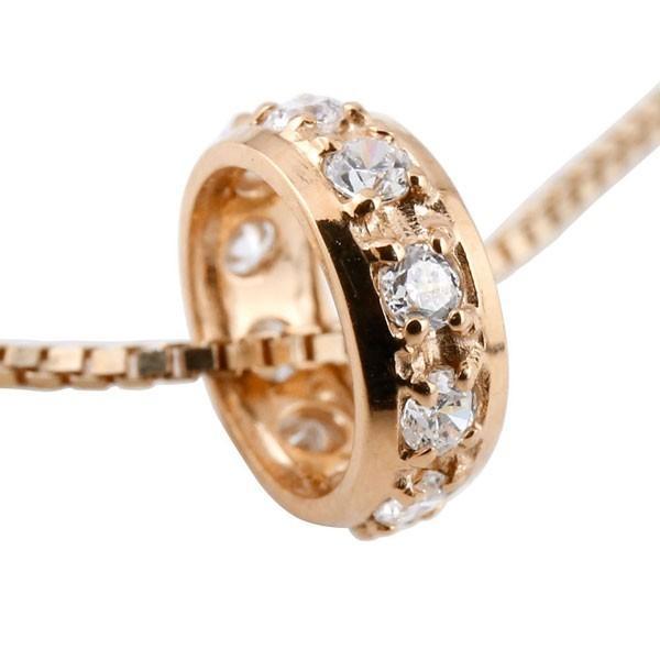 ファッションの ネックレス リング レディース ダイヤモンド ピンクゴールドK18 ダイヤ リング エタニティー 18金 エタニティー 18金, たかおマーケット:785b8b69 --- airmodconsu.dominiotemporario.com