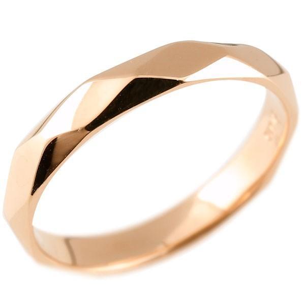 【特別セール品】 リング 指輪 菱形 メンズ ダイヤ柄 指輪 ピンクゴールドk10 ダイヤ柄 菱形, モトヨシチョウ:ad419210 --- airmodconsu.dominiotemporario.com